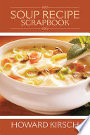 Soup Recipe Scrapbook