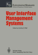 User Interface Management Systems