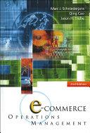 E Commerce Operations Management