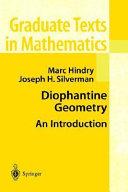 Diophantine Geometry