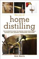 The Joy of Home Distilling Pdf/ePub eBook