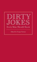 Dirty Jokes Every Man Should Know Pdf/ePub eBook