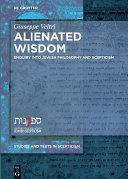 Alienated Wisdom ebook