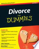 Divorce For Dummies Book PDF