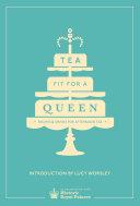Tea Fit for a Queen Pdf/ePub eBook