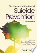 The International Handbook of Suicide Prevention
