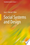 Social Systems and Design Book