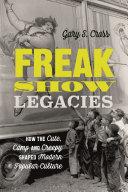 Freak Show Legacies Pdf/ePub eBook