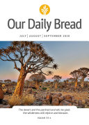Our Daily Bread   July   August   September 2020