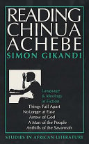 Reading Chinua Achebe