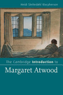 Pdf The Cambridge Introduction to Margaret Atwood Telecharger