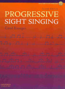 Progressive Sight Singing Book