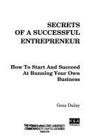 Secrets of a Successful Entrepreneur
