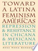Toward a Latina Feminism of the Americas Book