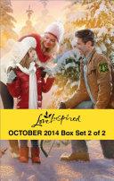Love Inspired October 2014 - Box Set 2 of 2