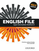English File: Upper-Intermediate Student's Book/Workbook MultiPack B