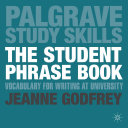 The Student Phrase Book