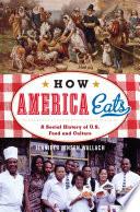 How America Eats Book