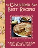 Grandma s Best Recipes Book