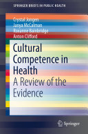 Cultural Competence in Health