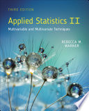 Applied Statistics II