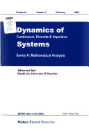 Dynamics Of Continuous Discrete Impulsive Systems Book PDF