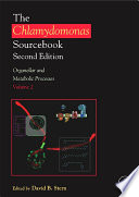 The Chlamydomonas Sourcebook  Organellar and Metabolic Processes Book