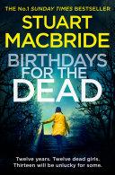 Birthdays for the Dead Pdf/ePub eBook