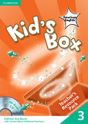 Kid s Box American English Level 3 Teacher s Resource Pack with Audio CD