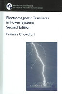 Electromagnetic Transients in Power Systems