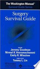 The Washington Manual Surgery Survival Guide Book