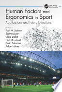 Human Factors And Ergonomics In Sport PDF