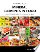 Handbook of Mineral Elements in Food Book