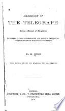 Handbook of the Telegraph