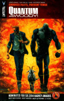 Quantum and Woody Vol. 3: Crooked Pasts, Present Tense TPB