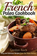 French Paleo Cookbook