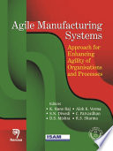 Agile Manufacturing Systems Book