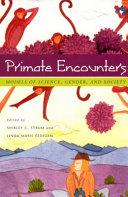 Primate Encounters