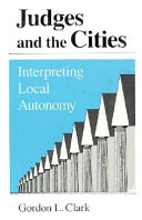Judges and the Cities