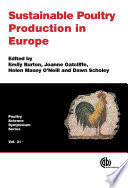 Sustainable Poultry Production In Europe Book PDF