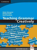 Teaching Grammar Creatively with CD ROM Audio CD