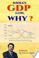 INDIA   S GDP LOW  WHY