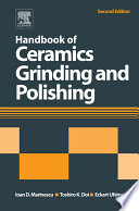 Handbook of Ceramics Grinding and Polishing