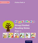Oxford Reading Tree: Stage 1+: Floppy's Phonics Fiction: Group/Guided Reading Notes