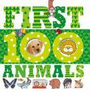 First 100 Animals Book