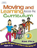 Cover of Moving & Learning Across the Curriculum