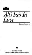 All s Fair in Love