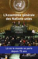 L'Assemblée générale des Nations unies Pdf/ePub eBook