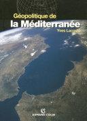 Pdf Géopolitique de la Méditerranée Telecharger