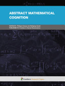 Abstract Mathematical Cognition